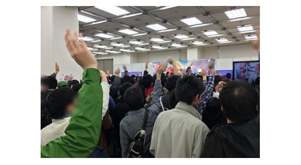 「WGP2015」会場写真02