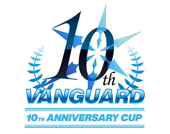 VANGUARD 10th ANNIVERSARY CUP