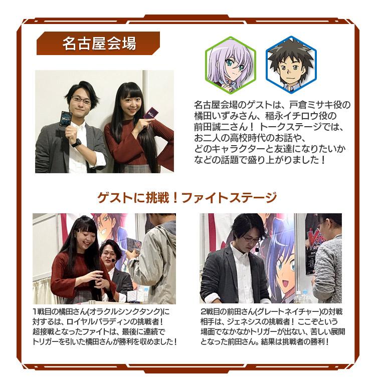 「WGP2018」名古屋会場レポート写真