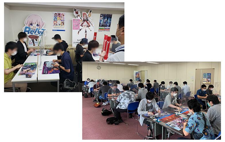 「WGP2020日本選手権」会場写真01