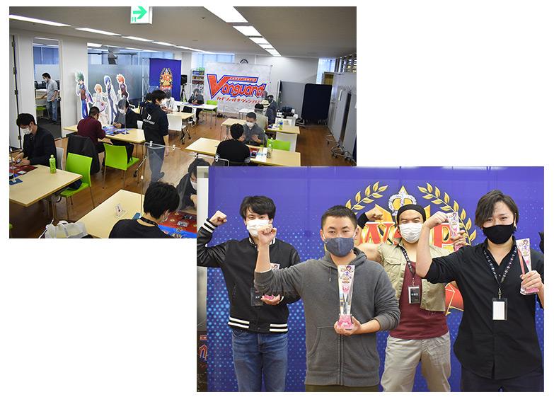 「WGP2020日本選手権」会場写真02